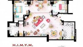 Floor-Plans-of-Your-Favorite-TV-Shows3-900x712